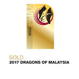 Gold 2017 Dragons of Malaysia