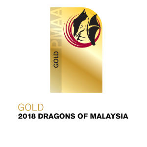Gold 2018 Dragons of Malaysia