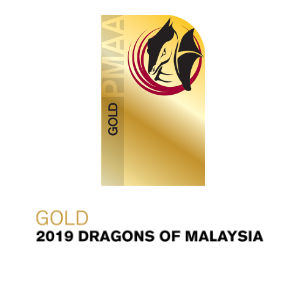 Gold 2019 Dragons of Malaysia