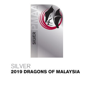 Silver 2019 Dragons of Malaysia