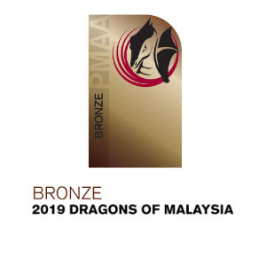 Bronze 2019 Dragons of Malaysia