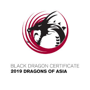 Black Dragon Certificate 2019 Dragons of Asia